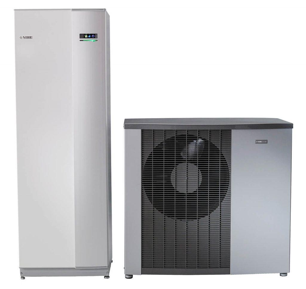 Luft Wasser Wärmpumpe